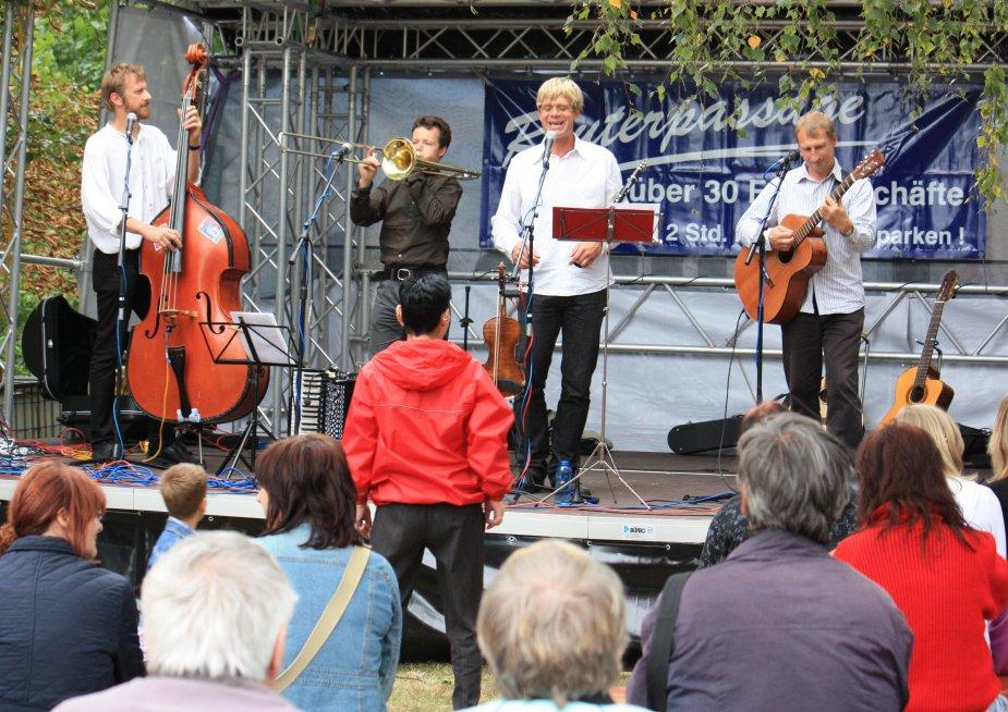 Stadtteilfest am Kringelgraben * Rostock-Südstadt